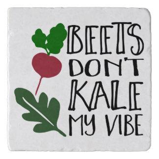 Beets Don't Kale My Vibe Trivet