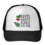 Beets Don't Kale My Vibe Trucker Hat