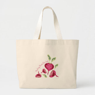 Beets Our Love Jumbo Tote Bag