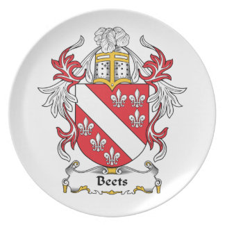 Beets Dinner Plate