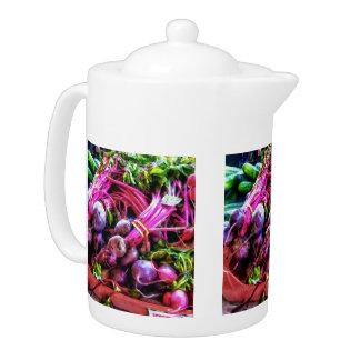 Beets Teapot