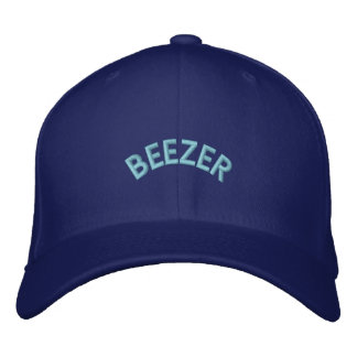 BEEZER: Gorra de béisbol de encargo
