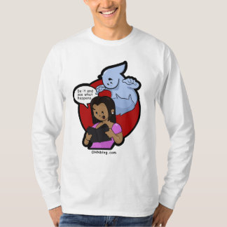 Bef Cussing Out Boo the Ghost. T-Shirt