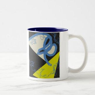 """Before 1948"" Two-Tone Coffee Mug"