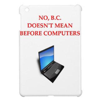 before computers iPad mini cases