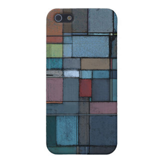 Before Dawn Abstract Art iPhone 4 Case