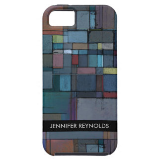 Before Dawn Abstract Art iPhone 5 Case