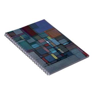 Before Dawn Abstract Art Notebook/Journal Notebook