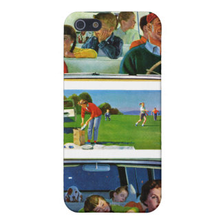 Before, During & After Picnic Cover For iPhone 5