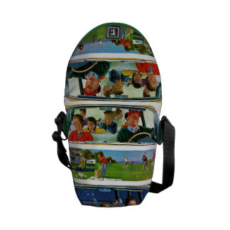 Before, During & After Picnic Courier Bags