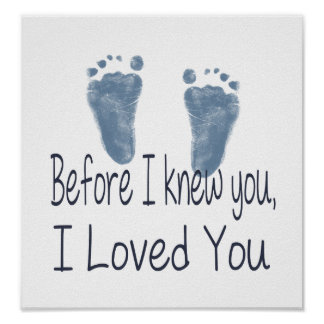 Before I Knew You Poster