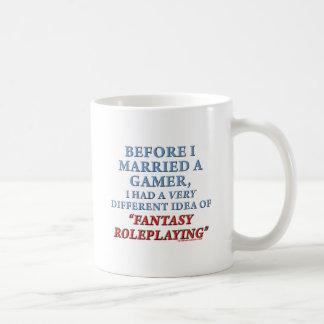 Before I Married a Gamer Coffee Mug