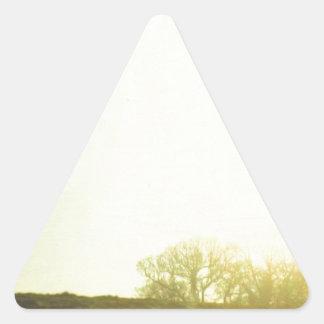 Before Sunrise Triangle Sticker