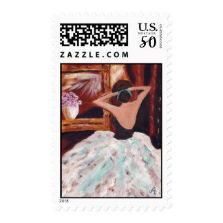 Before the Ballet Postage