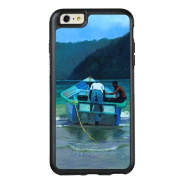 Beach Themed Before the Catch OtterBox iPhone 6/6s Plus Case