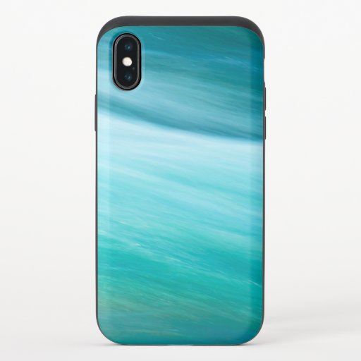 Before the Falls iPhone X Slider Case