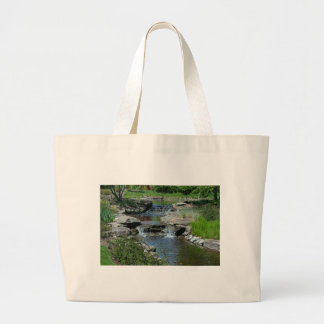 Before the Lilies Bloom Large Tote Bag
