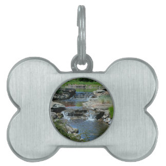 Before the Lilies Bloom Pet Tag