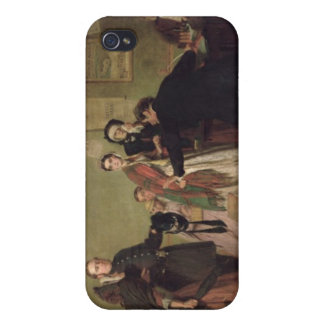 Before the Magistrates iPhone 4 Case
