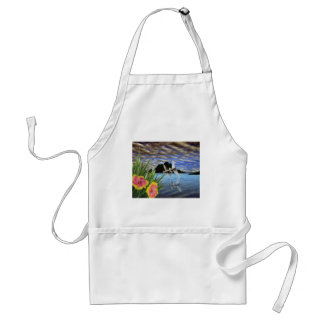 Before the Night Falls Apron