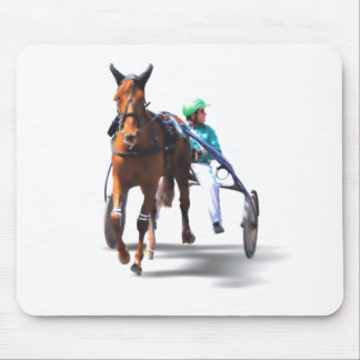 Before the Race Mouse Pad