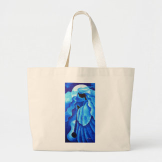 Before the Song 2012 Large Tote Bag
