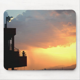 Before the Storm Art Photography Mousepad