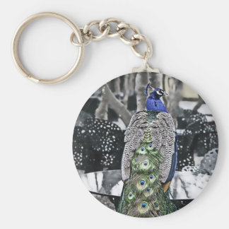 Before The Strut Keychain