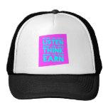 Before You Speak, Listen – Before You Write, Think Trucker Hat