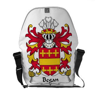 Began Family Crest Courier Bag