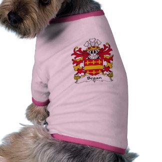 Began Family Crest Dog Tee