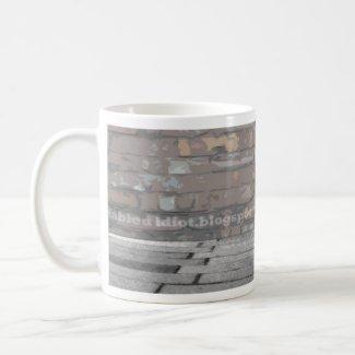 beggar blog Mug mug