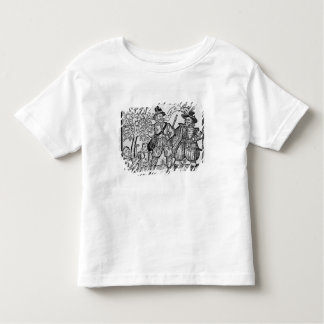 Beggars All Toddler T-shirt