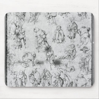 Beggars Mouse Pad