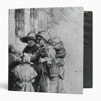 Beggars on the Doorstep of a House, 1648 Binder