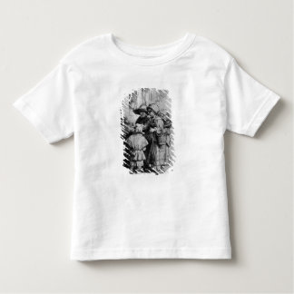 Beggars on the Doorstep of a House, 1648 Toddler T-shirt