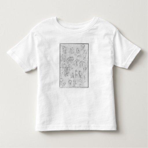 Beggars Toddler T-shirt
