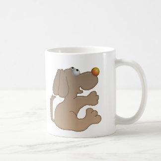begging doggy coffee mugs