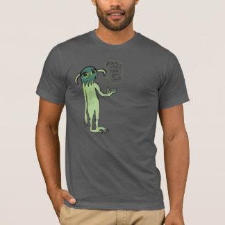 Begging Green Monster Shirt