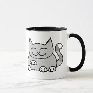 Begging Lucky Cat Mug