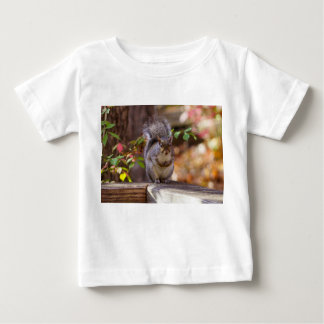 Begging Squirrel Baby T-Shirt