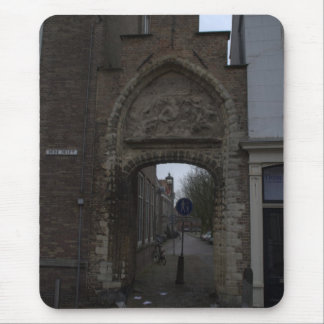 Begijnhof, Delft Mouse Pad