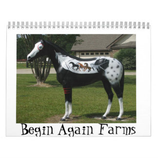 Begin Again Calendar! Calendar