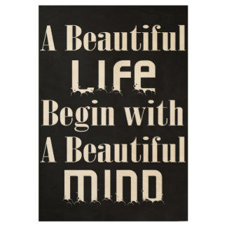 BEGIN WITH BEAUTIFUL MIND POSTERS