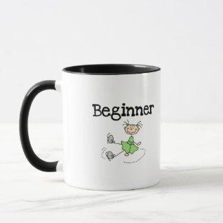 Beginner Ice Skating T-shirts and Gifts Mug