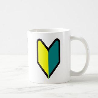 Beginner magnetic cup