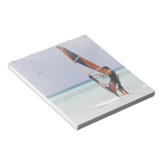 Beginner Windsurfer Notepad