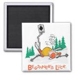 Beginner's Luck Magnets