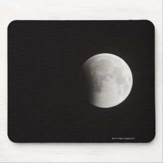 Beginning of a Total Eclipse of the Moon Mouse Pad