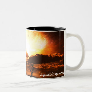 Beginning of the End Mug